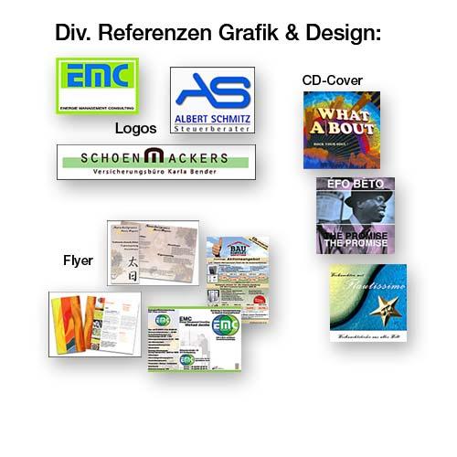 div. Kunden Grafik & Design