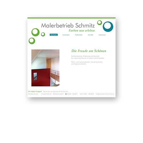 Malerbetrieb Schmitz – Dinslaken