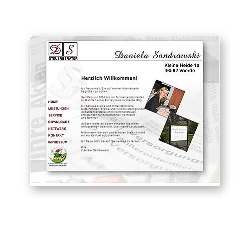 Steuerberater Sandrowski – Voerde