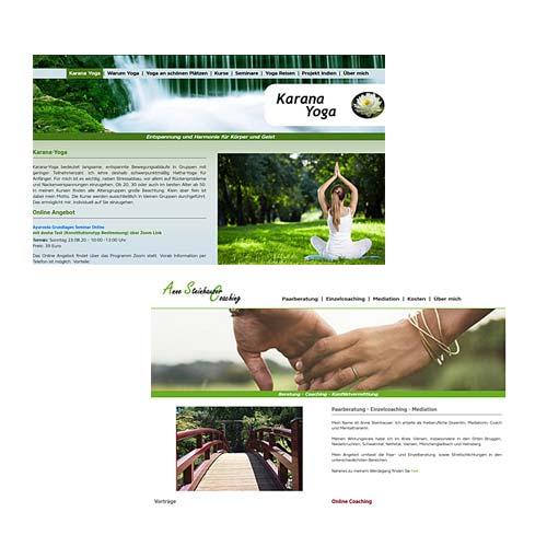 Karana Yoga / Steinhauser Coaching – Brüggen